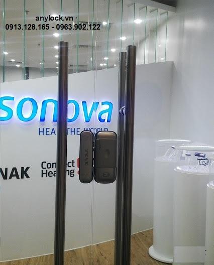 1Khóa cửa kính Sync Auto Card Korea 1
